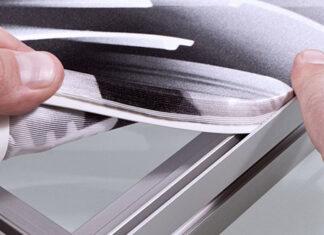 Ramy aluminiowe podświetlane led